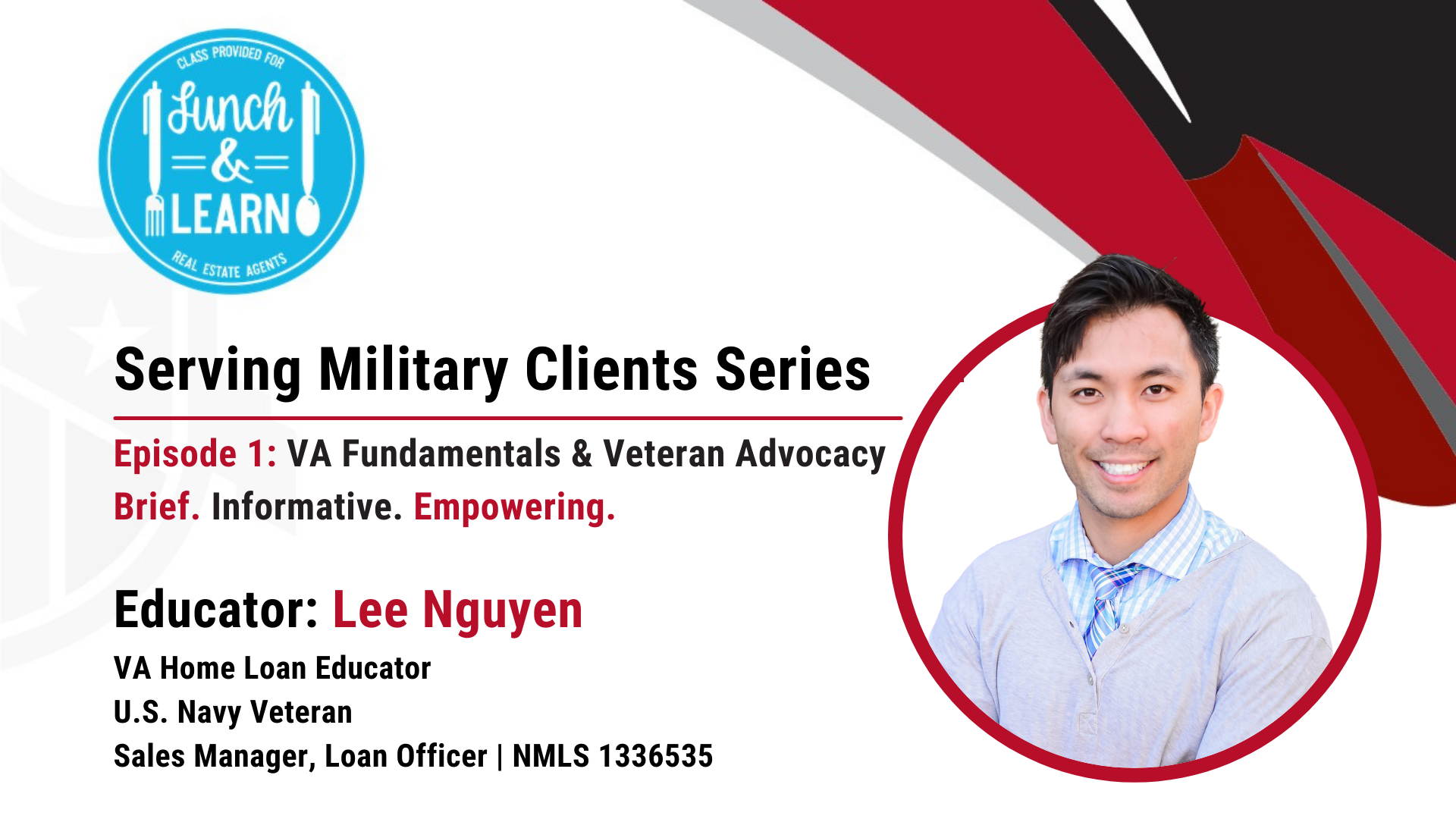 Episode 1: Serving Military Clients Series