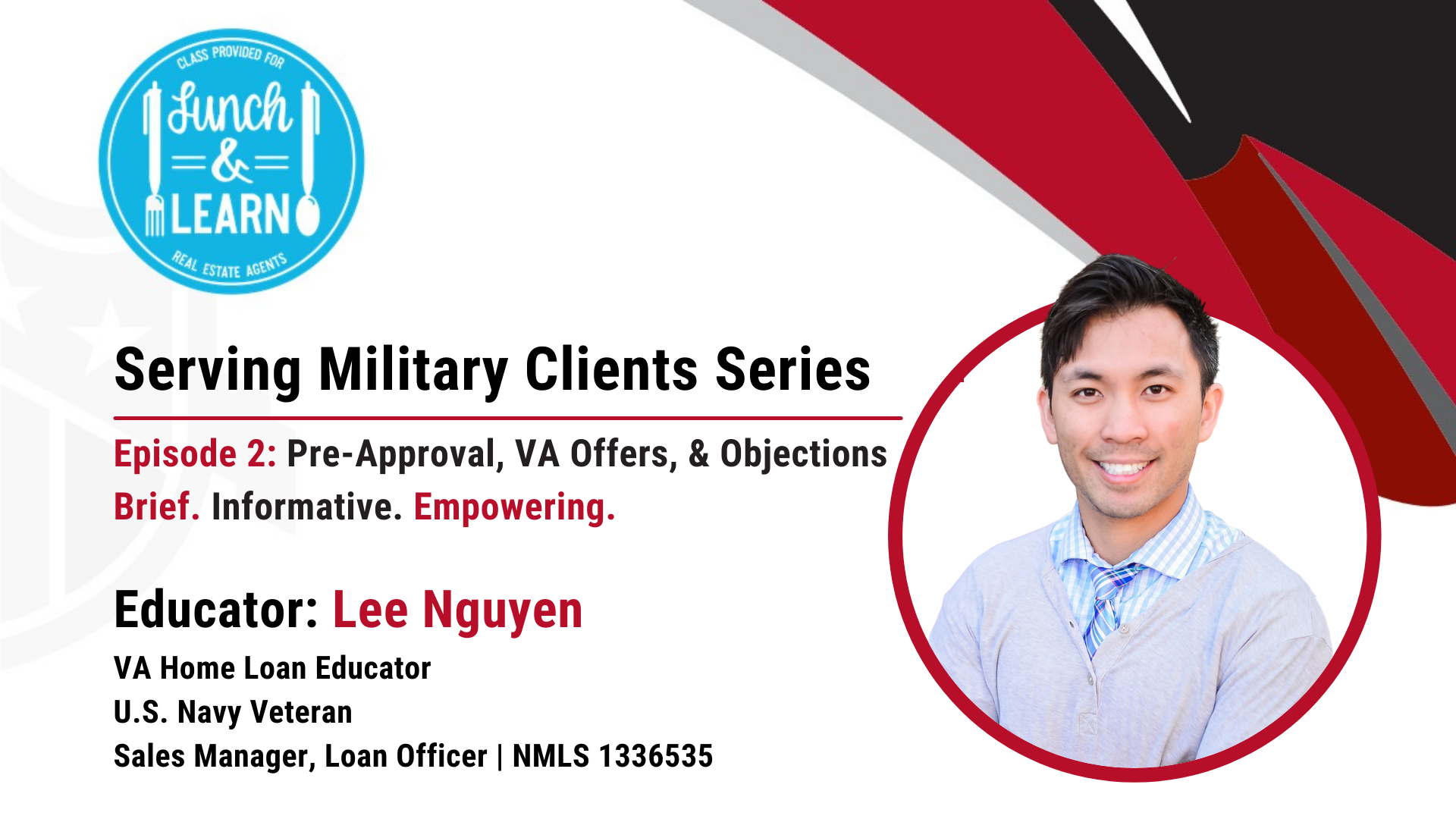 Episode 2: Serving Military Clients Series