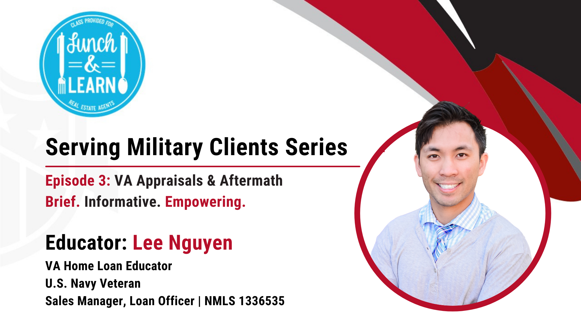 Episode 3: Serving Military Clients Series